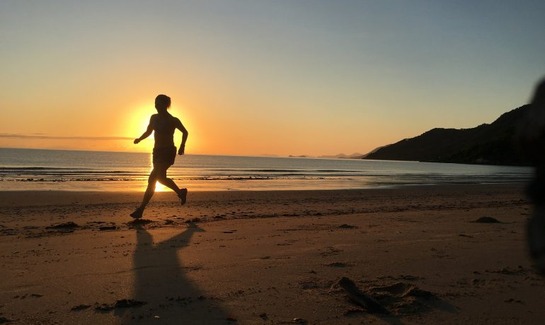 Est-il possible de faire son footing sur le sable?